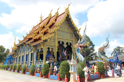 Tourist attraction in Chiang Mai