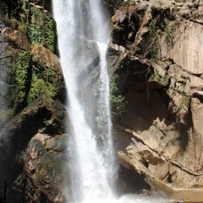 Mokfa waterfall