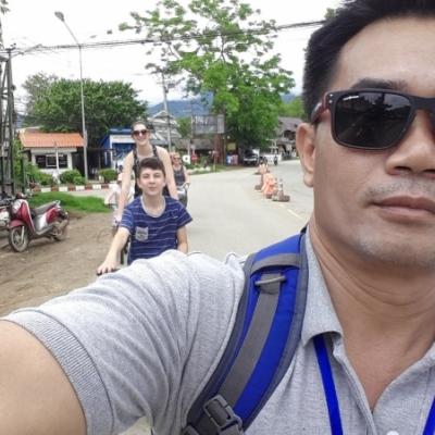 Bicycle tour